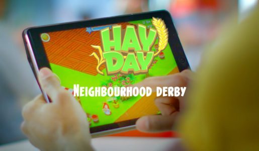 Hay Day: Introducing the Neighborhood Derby【Play Games】