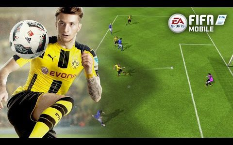 FIFA Mobile Football 17 Android Gameplay [MOD APK]