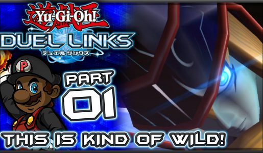 """Yugioh Duel Links Gameplay – Part 1   """"THIS IS KIND OF HYPE, THOUGH"""" (First Impressions)【Play Games】"""