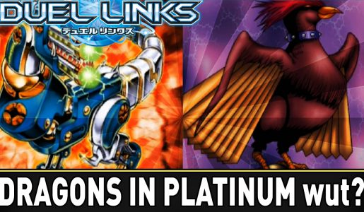Dragons In Platinum Ranked GamePlay! | YuGiOh Duel Links Mobile w/ ShadyPenguinn【Play Games】