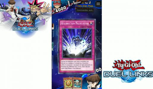 MON PREMIER DECK – Yu-gi-oh Duel Links Gameplay FR HD【Play Games】