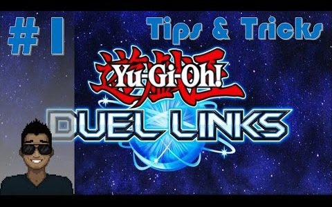 Yu-Gi-Oh Duel Links – Tutorial & Basic How To Video【Play Games】