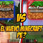 EL NUEVO MINECRAFT POCKET EDITION?? – MULTICRAFT GAMEPLAY –  COPIA DE MINECRAFT【Play Games】