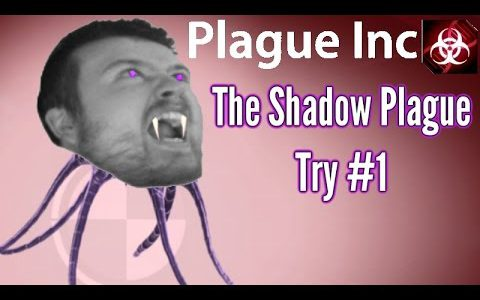 Plague inc Evolved| Shadow Plague | Part 1 | Vampire Plague!!【Play Games】