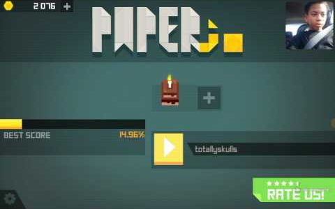 paper.io gameplay#1【Play Games】