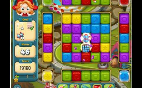 Toy Blast Walkthrough Level 378 No Boosters【Play Games】