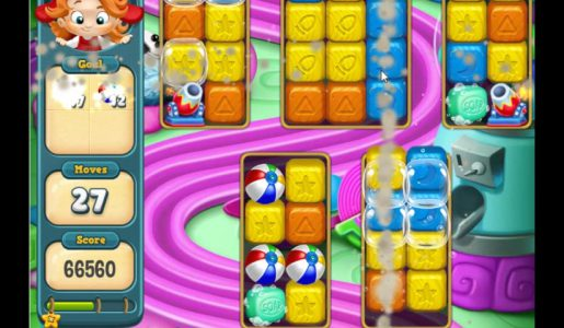 Toy Blast Level 1074【Play Games】