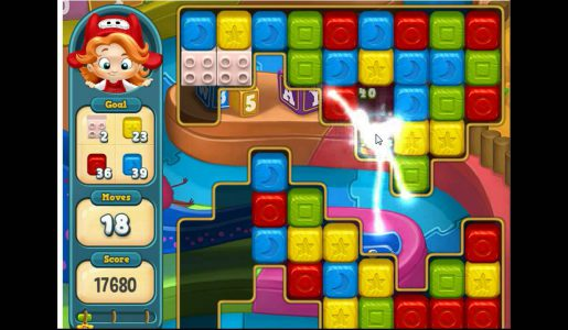 Toy Blast level 215 No Boosters Walkthrough 【Play Games】
