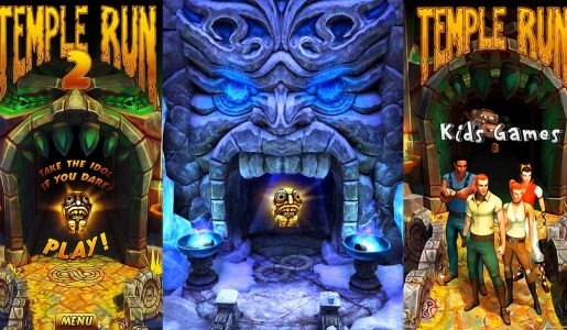 Temple Run 2 – Best Game For Children ( iOS, Android )【Play Games】