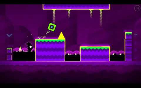 GEOMETRY DASH WORLD – Dashlands – Payload (1-1) Review【Play Games】
