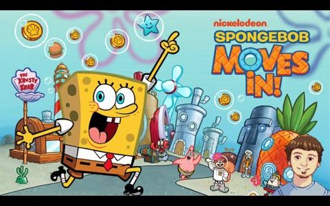SpongeBob Moves In! Gameplay – Building Bikini Bottom One Krabby Patty at a Time! (iOS & Android)【Play Games】