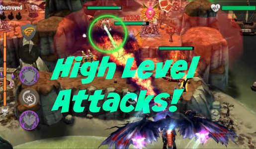 War Dragons – How To Attack Higher Level Bases AND Win!【Play Games】