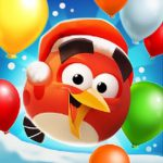 Angry Birds Blast – Level 72 Gameplay Solution【Walkthrough】