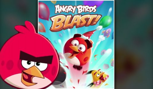 Angry Birds Blast (By Rovio Entertainment) iOs/Android Gameplay【Walkthrough】