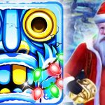 Temple Run 2  – New Characters Santa Claus Highest Score Run!【Play Games】