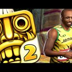 USAIN BOLT 2015 – High Score!! Temple Run 2 (iPhone Gameplay)【Play Games】