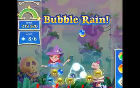 Bubble Witch 2 – Level 1364, NO BOOSTERS【Play Games】