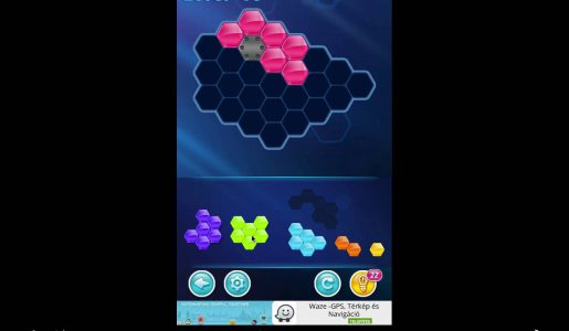 block hexa puzzle Android walkthrough regular a level 73【Gameplay】