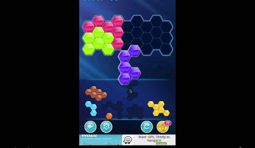 Block hexa puzzle Gameplay regular a level 80【Android】
