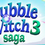 Bubble Witch 3 saga HD (Level 69) by Android GamePlay【Walkthrough】