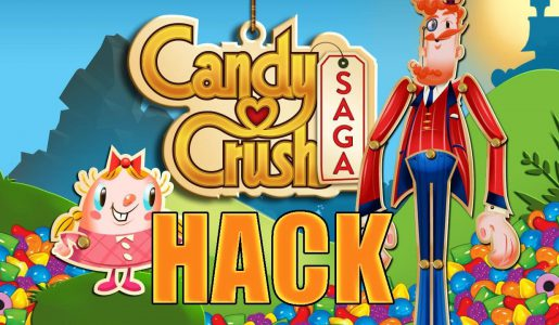Candy Crush Saga Hack for Android & iOS – UNLIMITED FREE GOLD BARS CHEATS [No Root | No JailBreak]【Play Games】