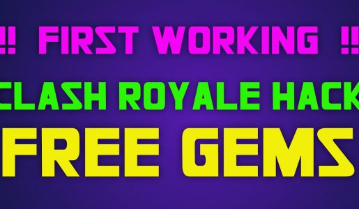 Clash Royale Hack – Free 999999 Gems – Clash Royale cheats【Play Games】