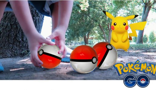POKEMON GO IN REAL LIFE!| HOW TO CATCH PIKACHU IN POKEMON GO【Play Games】
