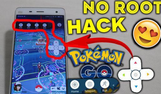 Pokemon GO Hack : How To Play Without Walking | No Root | All Android 4.4 +【Play Games】