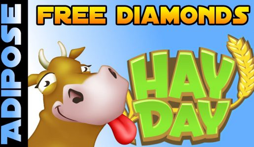 Hay Day- How to get Free Diamonds.【Hack,CHeats】