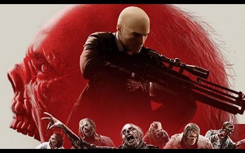 HITMAN SNIPER DEATH VALLEY MAP UPDATE Gameplay【Play Games】