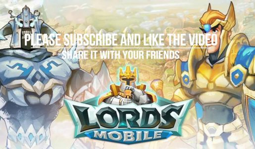 Lords Mobile Hack Tutorial: Learn how to get unlimited gold and gems【Play Games】