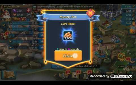 Lords Mobile: How to Make Your Entire Account Stronger!【Play Games】