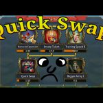 Lords Mobile Talent & Equipment Quick Swap【Play Games】
