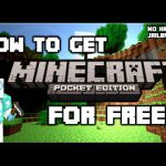 HOW TO GET MINECRAFT PE 100% FOR FREE!! (No Hacks or Jailbreaking!)【Play Games】