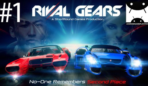Rival Gears Android GamePlay #1【Play Games】