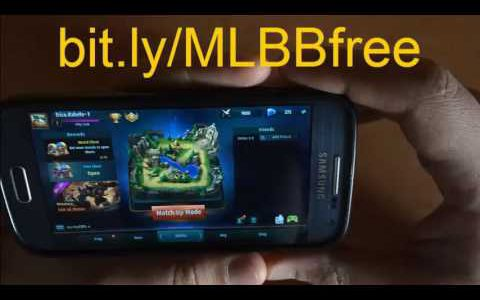 Mobile Legends Bang Bang (MLBB) Unlimited Diamonds Hack iOS Android Glitch No Surveys