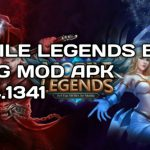 MOBILE LEGENDS BANG BANG Hack MOD APK 1.1.54.1341 ANDROID 2017