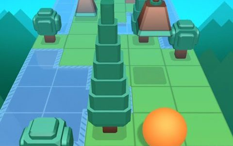 Rolling Sky | iOS: iPhone, iPad | Free Game Play / Review & Walkthrough【Play Games】