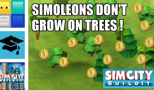 SimCity BuildIt – How to EARN 1,000,000 Simoleons | BuildIt Masterclass | AYB72【Play Games】