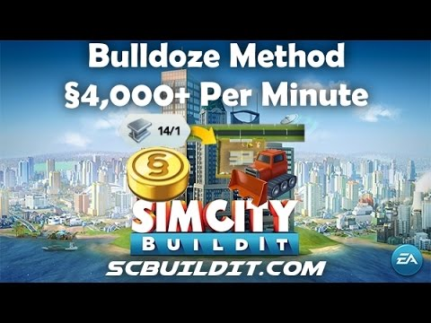 SimCity BuildIt | HACKED FREE GAMES VIDEOS