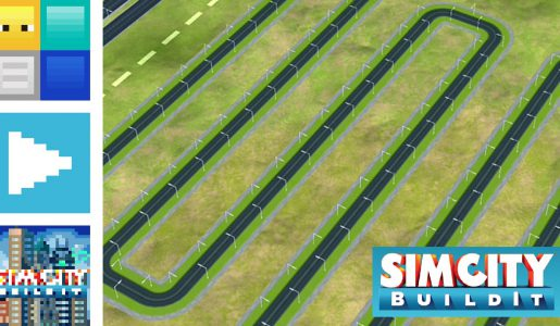 SimCity BuildIt – 1 Killer Traffic Tip | Blocks Plays BuildIt E10 | AYB45【Gameplay】