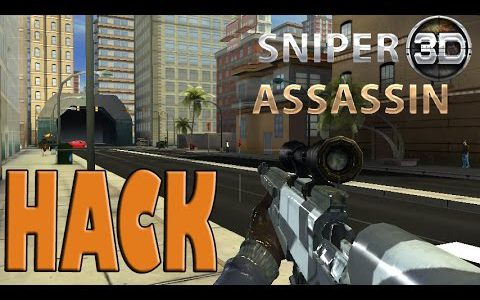 Sniper 3D Assassin Hack for iOS & Android Cheats – UNLIMITED FREE COINS & DIAMONDS【Play Games】