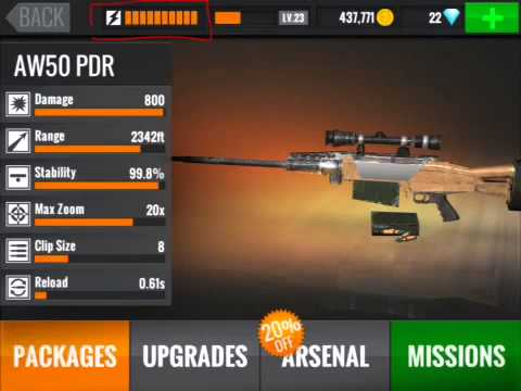 sniper 3d hack android lucky patcher