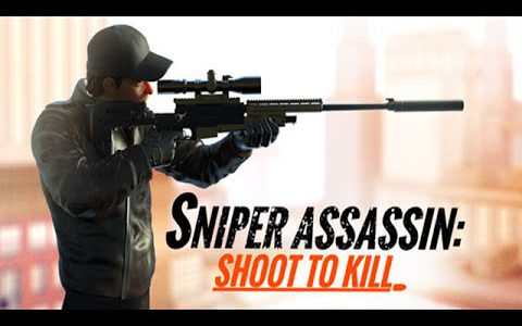 Sniper 3D Assassin [Android / iOS] Gameplay (HD)【Play Games】