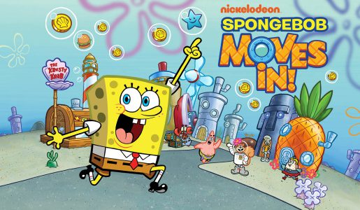 SpongeBob Moves In MOD APK 4.37.00 (Unlimited Money)【Play Games】
