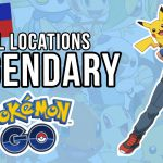 ALL LEGENDARY POKÉMON GO LOCATIONS! (PHILIPPINES)【Play Games】