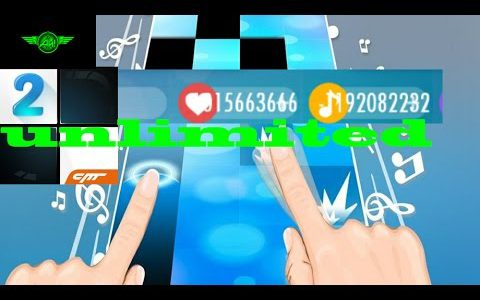PIANO TILES 2 HACK UNLIMITED 9999999!! WITH VOICE【Play Games】