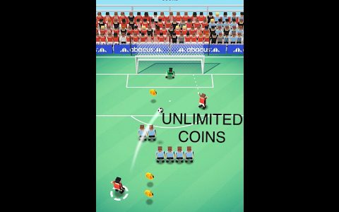 Tiny Striker : World Football Hack Free Coins Unlimited IOS / Android Working generator !【Play Games】