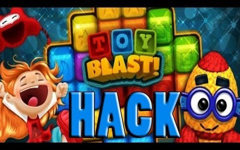 Toy Blast Hack and Cheats – How to get unlimited Coins and Lives [fixed errors from game server]【Play Games】