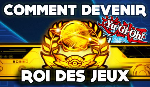 DECKS et SECRETS des ROI DES JEUX | Yu-Gi-Oh! Duel LINKS – FR【Play Games】